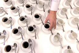 evenementiel service du café