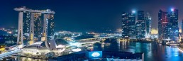 panorama Singapour