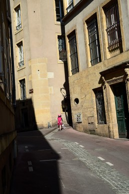 rue des roches à Metz