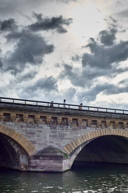 Moyen-pont à Metz