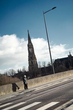 Temple de garnison à Metz