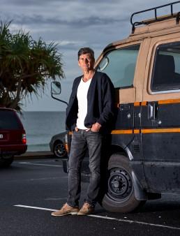 Colin - surfer - Byron Bay