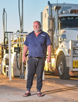 Keith - routier - Perth/Townsville en 6 jours - Barkly Highway