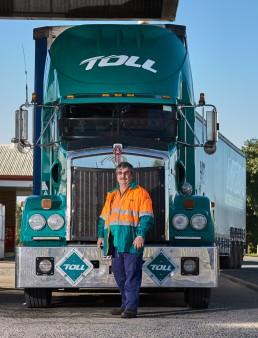 Mal - Routier - Townsville/Brisbane
