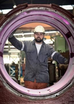 ajusteur ouvrier arcelor mittal dommeldange