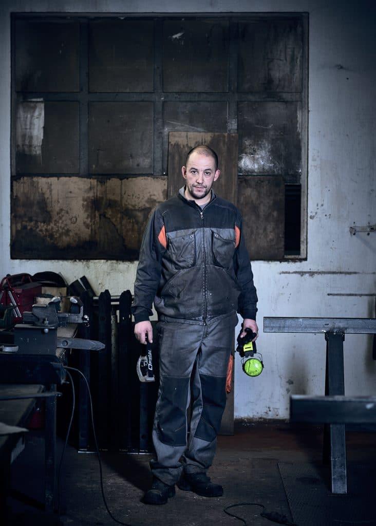 metallier serrurier ouvrier metz