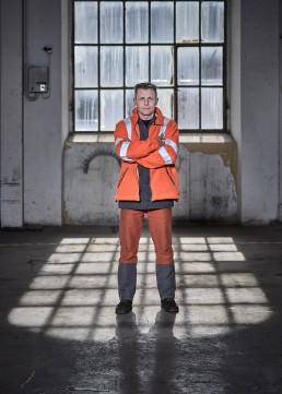 ouvrier logistique arcelor mittal dommeldange