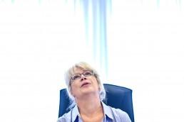 portrait Valérie Romilly - Première adjointe au maire d'Hagondange