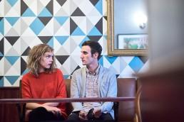 portrait Julia Richard et Florian Tonnon - Film documentaire