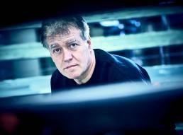 portrait Jean-Pierre Hugon - metal designer