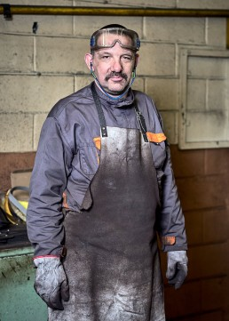 agent de production ouvrier rombas