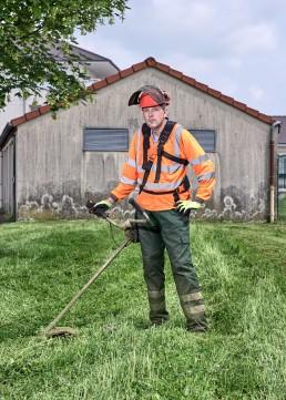 paysagiste ouvrier rombas