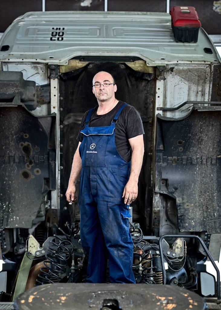mécanicien ouvrier metz