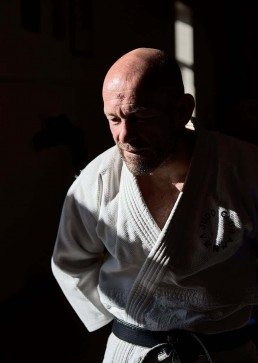 portrait judo