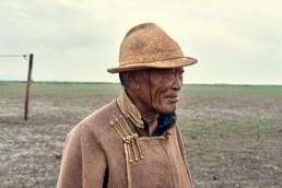 Portrait Mongol