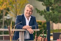 John Parkhouse - PwC CEO