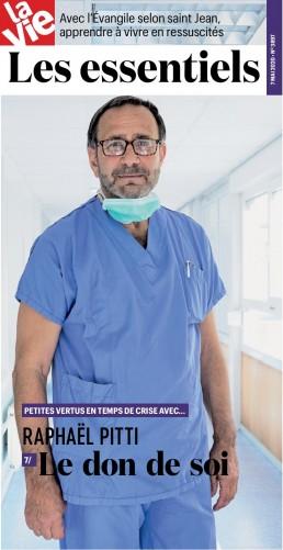 Raphael Pitti pour La Vie