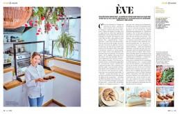 Florane Clouet, restaurant à emporter Eve, rue Taison à Metz