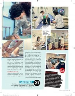 Reportage à l'hôpital de Mercy - CHR Metz Thionville